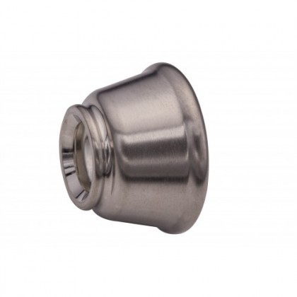 Traditional / Corinthian valve hood - Pewter