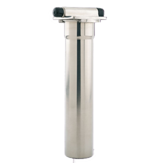 TF104: Stainless steel filter housing for push fit