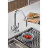 Triflow Newton C Spout with Rinse