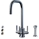 Triflow Churchill U Spout with Rinse
