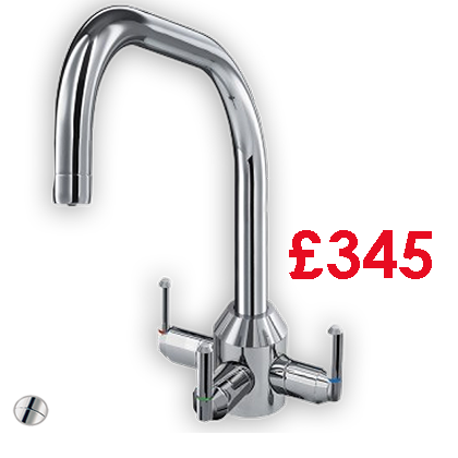Triflow Nightingale with stainless steel housing