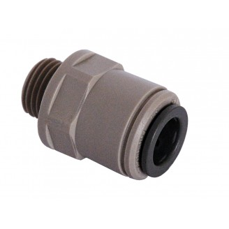 "John Guest Adaptor G1/4"" M3/8"" for Blue Tube"