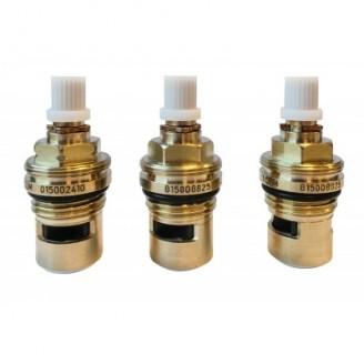 Set of 3 Triflow Valves