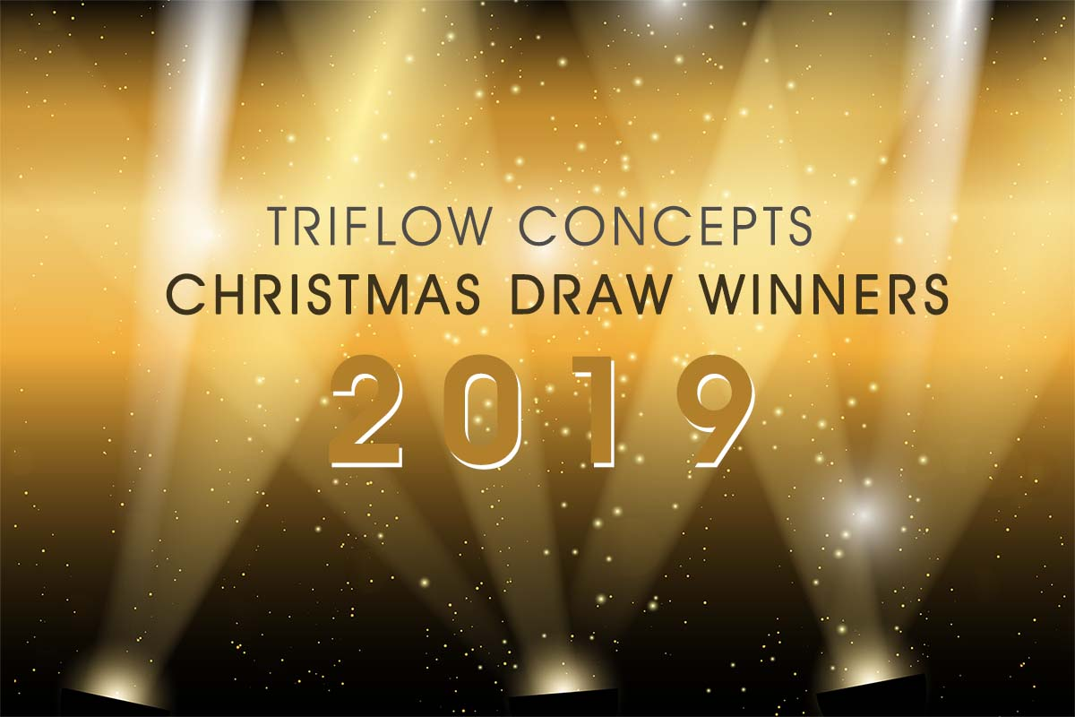 Christmas Draw winner