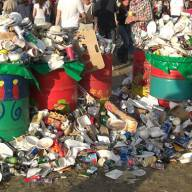 Glastonbury goes plastic free!